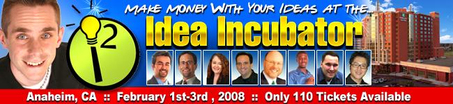 idea Incubator - Stu Mclaren